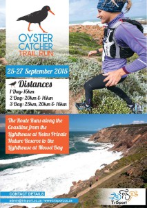 Oyster Catcher Trail Run