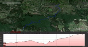 Outeniqua Quest Leg 1