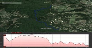 Outeniqua Quest Leg7