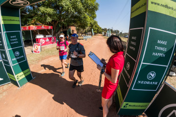Nedbank Save the Rhino Trail Run Race Report