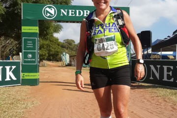 Nedbank Save the Rhino TR Ladies Winner
