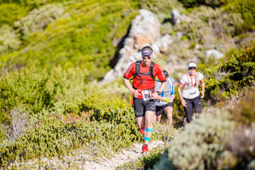 Fifth Oystercatcher Trail Run ends with historic overall win for Carine Gagiano