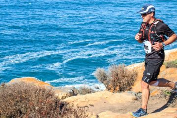 Oyster Catcher 3 and 2 day Trail run, Mosselbay