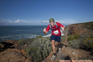 Upgrade complete for Oyster Catcher Trail Run