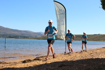 Sunshine, Vines and Wines at the Inaugural 1 Day Trail Girl Event