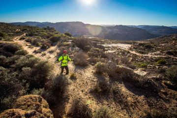 On the Quest for Trail-Running Success in Namaqualand with TriSport